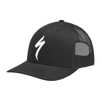 Specialized SPECIALIZED FLEXFIT® TRUCKET HAT ONESIZE Black/White