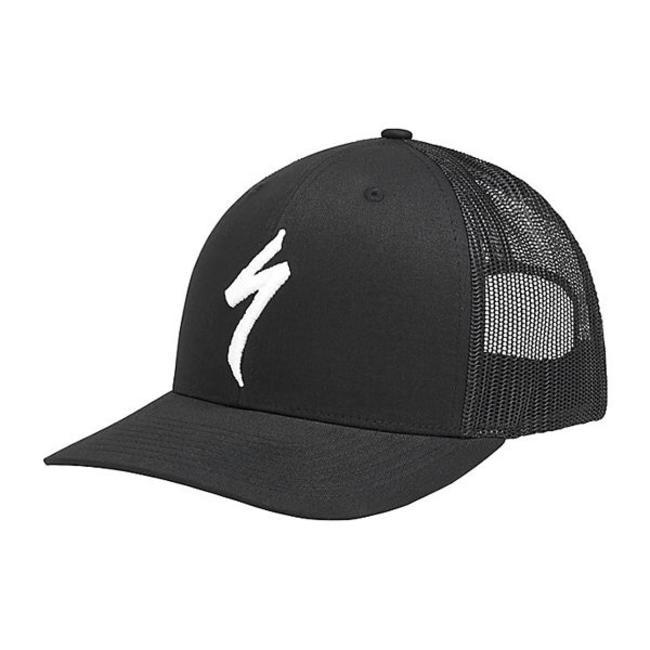 Specialized SPECIALIZED FLEXFIT® TRUCKET HAT ONESIZE Black/White