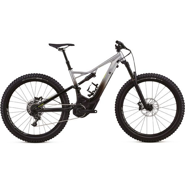 Specialized LEVO FSR MEN COMP 6FATTIE NB FLKSIL/BLK/HYP XL