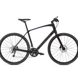 Specialized SIRRUS MEN ELITE CARBON INT TARBLK/RKTRED/ACDBLU M