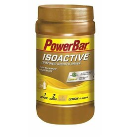 POWER BAR ISOAKTIV Lemon 600g Dose