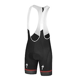 Specialized SPECIALIZED RBX COMP LOGO BIB SHORT BLK/RED/BLK XXL