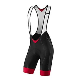 Specialized SPECIALIZED RBX COMP BIB SHORT BLK/RED XL