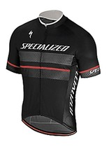 Specialized RBX COMP LOGO JERSEY SS BLK / ANTH L