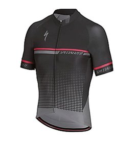 Specialized SPECIALIZED SL EXPERT JERSEY SS BLK/ACDRED XXL