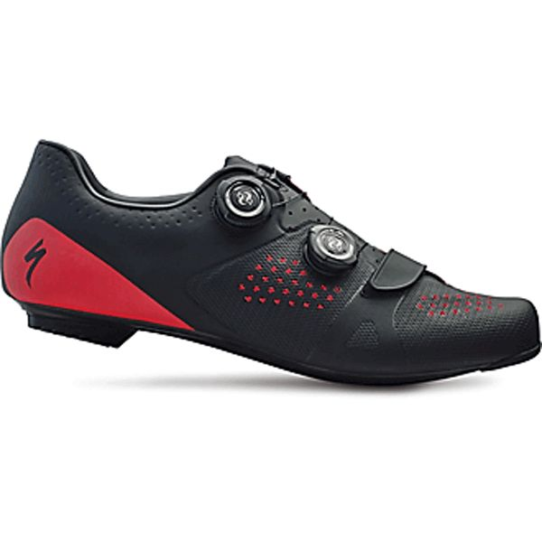 Specialized TORCH 3.0 RD SHOE BLK/RED 46