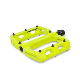 SIXPACK-RACING SIXPACK MENACE Pedale neon-gelb