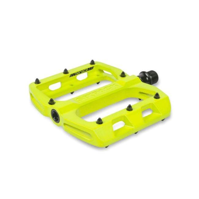 SIXPACK-RACING SIXPACK MENACE Pedale neon-gelb