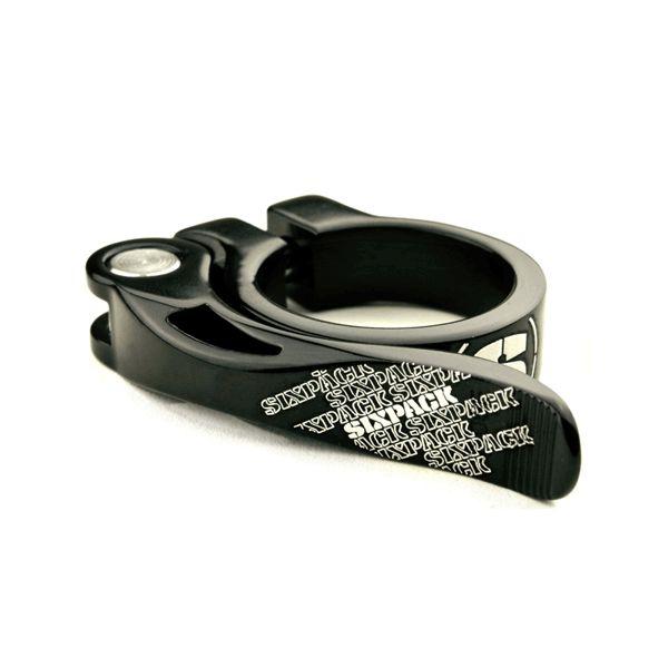 SIXPACK-RACING SIXPACK saddle clamp Menace (34.9mm) black