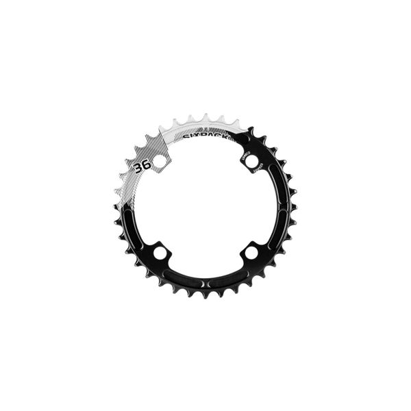 SIXPACK-RACING SIXPACK chainring K-RING narrow-wide 36z black