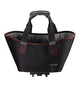 Racktime RACKTIME System Shopping Bag Agnethaschwarz, incl. Snapit Adapter black