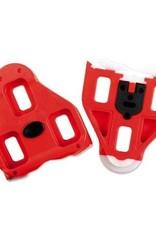LOOK Pedalplplatte Delta Bi-Mat. rot Paar