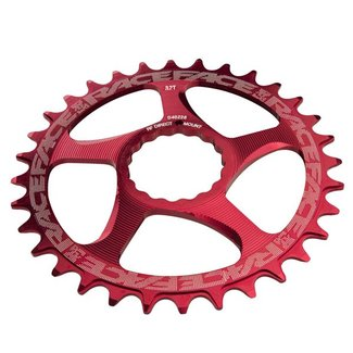 Race Face RACE FACE CHAINRING CINCH 10/11/12-SPEED 30T RED