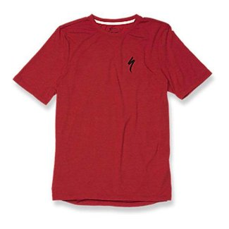 Specialized SPECIALIZED DRIRELEASE TEE S LOGO RED/BLK