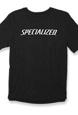 Specialized SPECIALIZED STANDARD TEE WORDMARK BLK / WHT