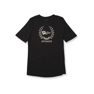 Specialized SPECIALIZED DRIRELEASE CHAMPION TEE BLK/BLK