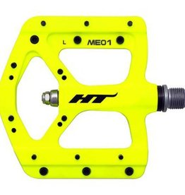 HT Components HT EVO-MAG ME01 Plattformpedale powder coat yellow