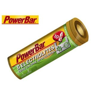 POWER BAR 5 Electrolytes Sports Drink Mango-Passionfruit Stck