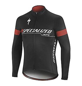 Specialized THERMINAL SL TEAM EXPERT JERSEY LS BLK XL
