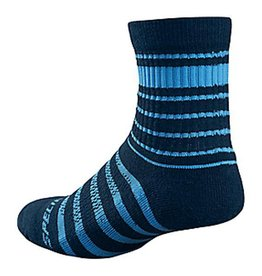 Specialized MOUNTAIN TALL SOCK NVY/NEON BLU L/XL