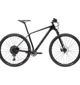 Cannondale CANNONDALE FS-I CARBON 4 Large char / gray / blk