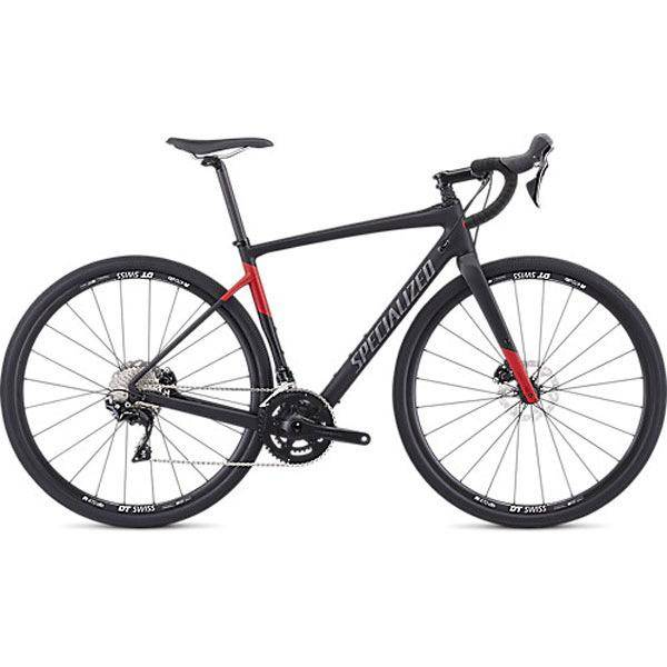 Specialized DIVERGE MEN SPORT TARBLK/FLORED 54