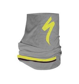 Specialized SPECIALIZED TUBULAR HEADWEAR S-LOGO grey/yellow