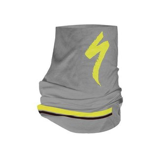 Specialized SPECIALIZED TUBULAR HEADWEAR S-LOGO grey/yellow