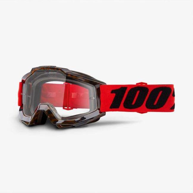 100% 100% Accuri goggle anti fog clear lens Vendome