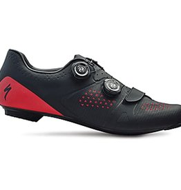Specialized TORCH 3.0 RD SHOE BLK / RED 43