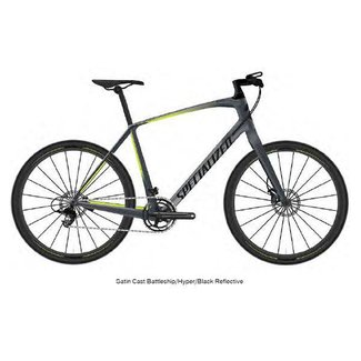 Specialized SIRRUS MEN ELITE CARBON INT CSTBTLSHP / HYP / BLK L