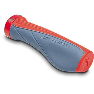Specialized BG CONTOUR XC LOCKING GRIP STRM GRY/RKT RED
