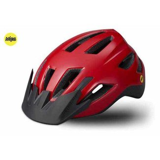 Specialized SHUFFLE LED SB HLMT MIPS CE FLO RED YTH