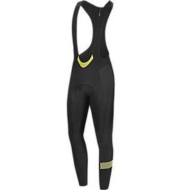 Specialized SPECIALIZED THERMINAL RBX COMP LOGO CYC BIB TIGHT BLK/NEON YEL L