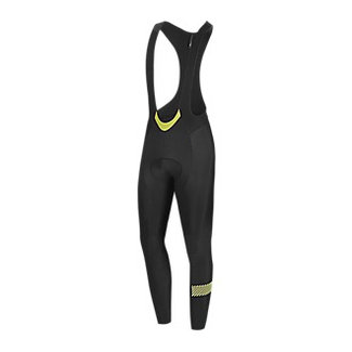 Specialized SPECIALIZED THERMINAL RBX COMP LOGO CYC BIB TIGHT BLK / NEON YEL XL