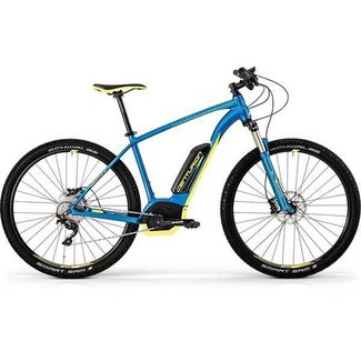Centurion CENTURION BACKFIRE E 600.29 2017 AZURBLUE / NEON YELLOW RH43