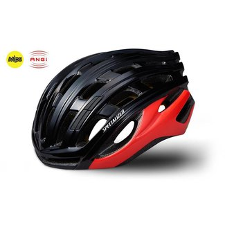 Specialized PROPERO 3 HLMT ANGI MIPS CE BLK / RKTRED M