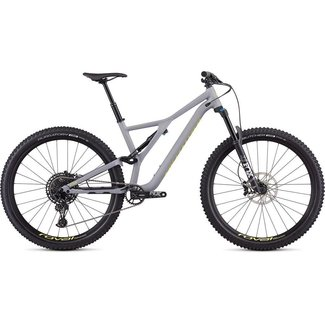 Specialized STUMPJUMPER FSR MEN COMP 29 12 SPD CLGRY/TEAMYEL L