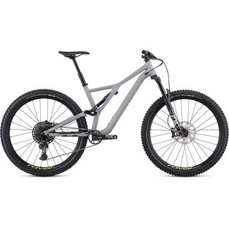 Specialized STUMPJUMPER FSR MEN COMP 29 12 SPD CLGRY/TEAMYEL XL