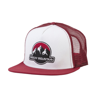 Rocky Mountain ROCKY MOUNTAIN LOGO HAT SLAYER RED