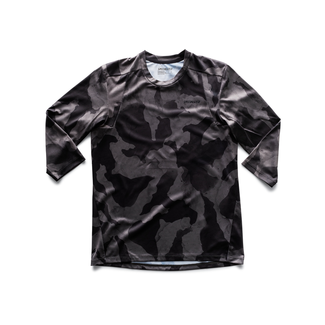 Specialized SPECIALIZED ENDURO 3/4 JERSEY BLK CAMO LARGE