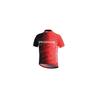 Specialized SPECIALIZED RBX COMP LOGO FAZE JERSEY SS KIDS RKTRED / BLK LARGE 11/12 YEARS