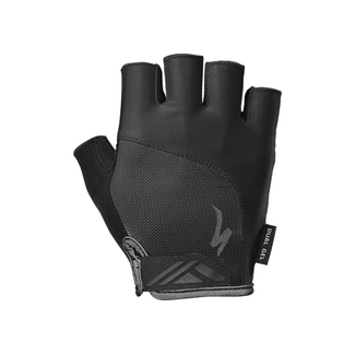 Specialized SPECIALIZED BODY GEOMETRY DUAL GEL GLOVE BLACK MEDIUM