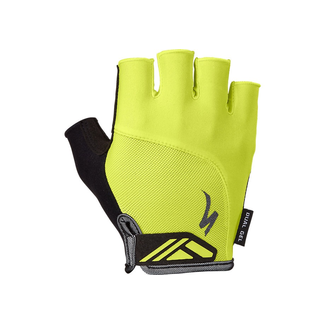 Specialized SPECIALIZED BODY GEOMETRY DUAL GEL GLOVE HYP GREEN LARGE