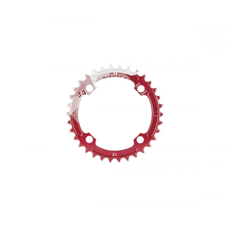 SIXPACK-RACING SIXPACK Kettenblatt K-RING narrow-wide 34z rot