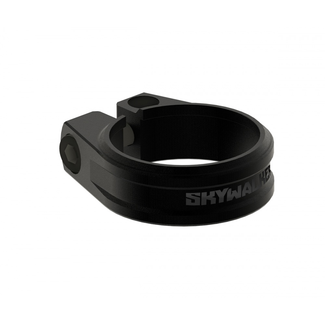 SIXPACK-RACING SIXPACK saddle clamp Skywalker (31.8mm) stealth-black