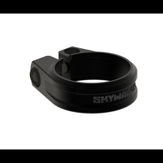 SIXPACK-RACING SIXPACK saddle clamp Skywalker (31.8mm) stealth-black