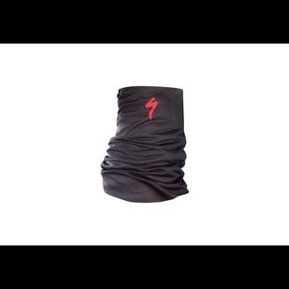 Specialized SPECIALIZED TUBULAR HEADWEAR S-LOGO GRY/BLK OSFA