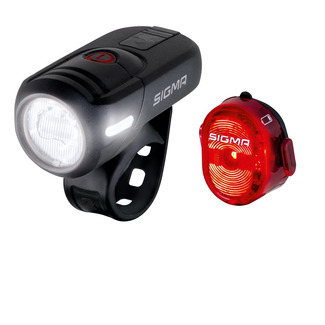 SIGMA SPORT LED ARUBA 45 USB / NUGGET II USB Set