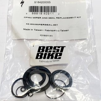 Specialized SPECIALIZED COMMAND POST WU WIPER AND SEAL  REPLACEMENT KIT MY 2018-2019